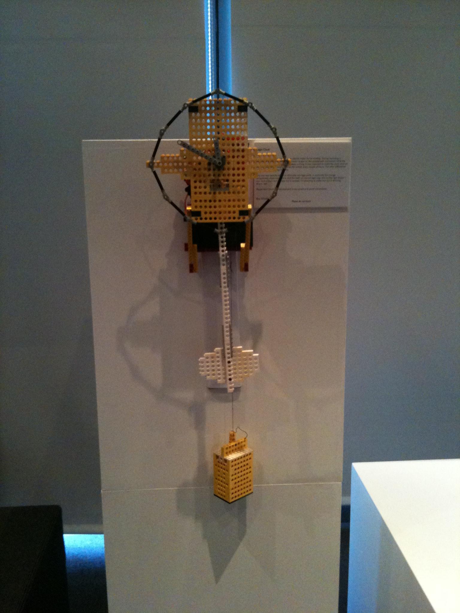 Lego Clock Gallery